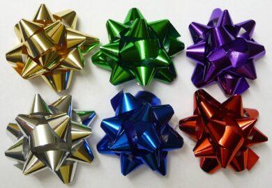 rozeta  malá metal 5cm mix barev(8594033821883)