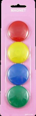 magnety Europen 40mm 4ks(8594033823610)