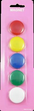 magnety Europen 30mm 5ks(8594033823627)