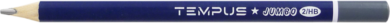 tužka  Tempus HB trojhranná Jumbo(8594033824075)