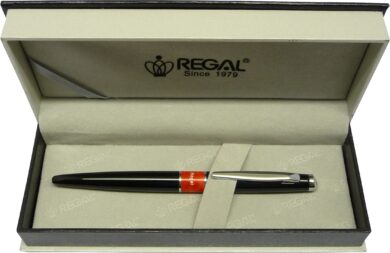 kuličkové pero  Mercurius - černá(8594033824624)