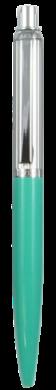 kuličkové pero 891 kovové mátové v krab.(8594033824891)