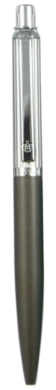 kuličkové pero 126 kovové šedé v krabičce(8594033825126)