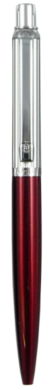 kuličkové pero 133 kovové červené v krabičce(8594033825133)