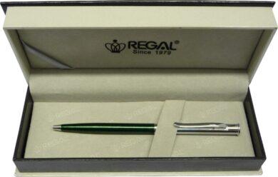 kuličkové pero Lane - zelená(8594033825218)