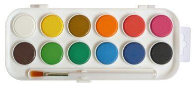 barvy vodové  Europen 12 ks(8594033827175)