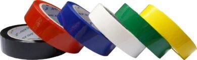 lepící páska 25 x 66 modrá(8594033829780)