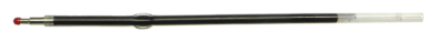 náplň 10,7cm Satin one černá(8594033830427)