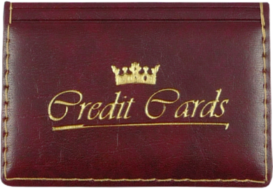 pouzdro na kreditní karty vínové(8594033830700)