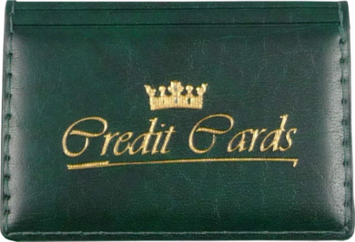 pouzdro na kreditní karty zelené(8594033830724)