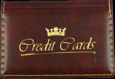 pouzdro na kreditní karty hnědé(8594033830731)