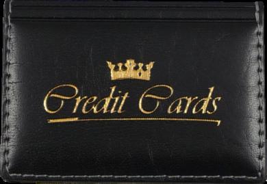pouzdro na kreditní karty černé(8594033830748)