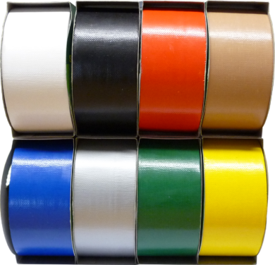 lepící páska textilní 48 x 12 zelená(8594033831141)