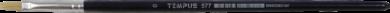 štětec Tempus plochý lak  0(8594033831387)