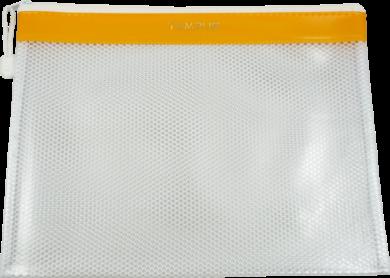 desky se zipem  A4  Tempus oranžové(8594033831448)