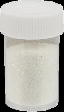 glitry  bílé iridiscent 20g(8594033831790)
