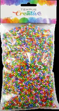 polystyren kuličky bar.mix 2-4mm 8g(8594033831882)