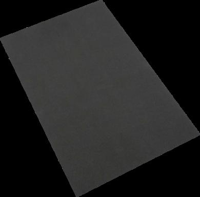 pěnová guma A4  černá EP-023(8594033831967)