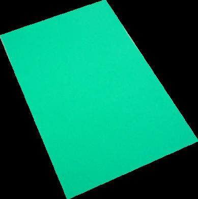 pěnová guma A4  tyrkysová EP-014(8594033831981)