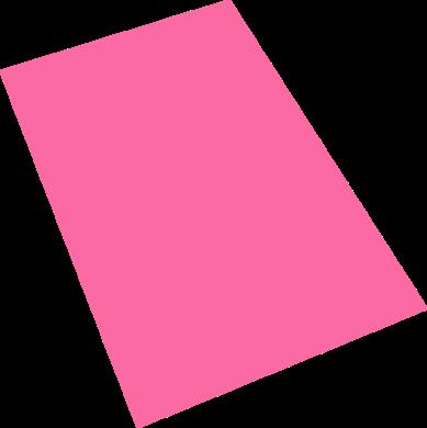 pěnová guma A4  růžová EP-002(8594033832032)