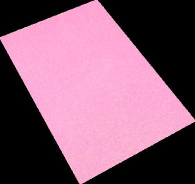 pěnová guma A4 iridiscent růžová EIR-008(8594033832056)