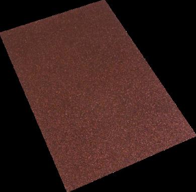 pěnová guma A4 glitr bronzová EG-018(8594033832162)