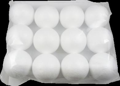 polystyren koule 10cm 12ks(8594033832438)