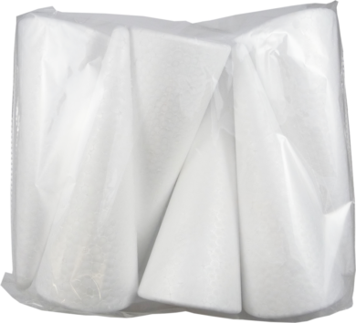 polystyren kužel 20cm 6ks(8594033832445)