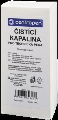 čistící kapalina 0003 pro technická pera 190 g(8595013603451)