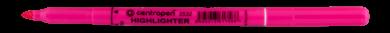 zvýrazňovač 2532 růžový(8595013617588)