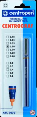 technická pera 9070 / 1 - 0,35(8595013619520)