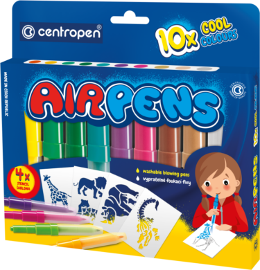 speciál Centropen 1500/10 AIR pen sada Cool(8595013621561)