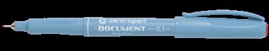 liner Centropen 2631 0,1  červený(8595013624883)