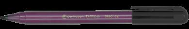 tetovací popisovač 2880 čer(8595013625583)