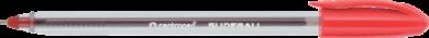 kuličkové pero Slideball 2215 červený(8595013632574)