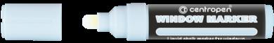 značkovač 9121 křídový bílý 2-3mm(8595013636091)