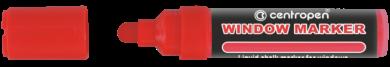 značkovač 9121 křídový červený 2-3mm(8595013636107)