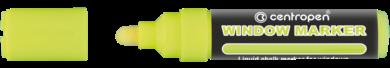 značkovač 9121 křídový žlutý 2-3mm(8595013636138)