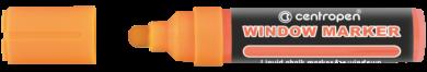 značkovač 9121 křídový oranžový 2-3mm(8595013636145)