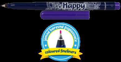 liner Centropen 2521 0,3 fialový(8595013636701)
