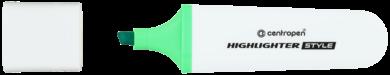 zvýrazňovač 6252  zelený(8595013637616)
