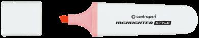 zvýrazňovač 6252 soft růžový(8595013637661)