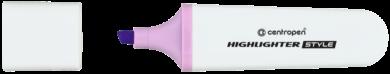 zvýrazňovač 6252 soft fialový(8595013637678)