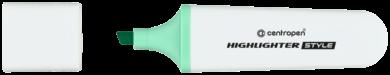 zvýrazňovač 6252 soft zelený(8595013637692)
