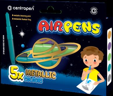 speciál Centropen 1590/5 AIR pen metallic(8595013645376)
