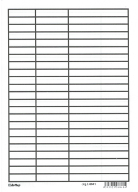 podložka  A5 papírová linka-linka 6041(8595023960414)