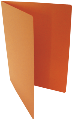 odkládací mapa 250 Classic oranžová(8595058338288)