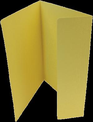 odkládací mapa 251 Classic žlutá(8595058338356)