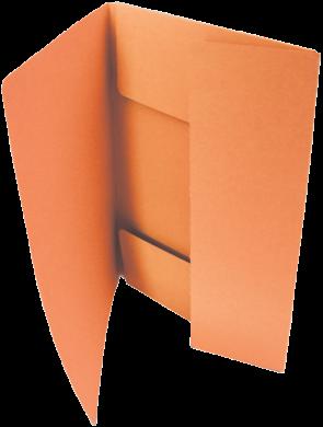odkládací mapa 253 Classic oranžová(8595058338462)