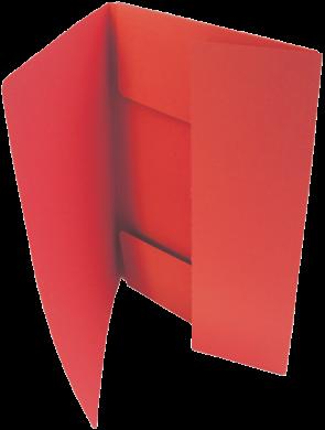 odkládací mapa 253 Classic červená(8595058338509)